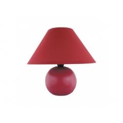 Ariel 1x40W E14 svietidlo, červené