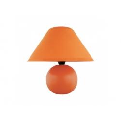 Ariel 1x40W E14 svietidlo, oranžové