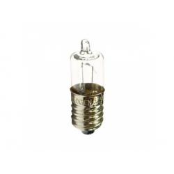 6V 6W 1000mA E10, halogénová žiarovka