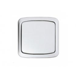 3558A-07940 B vypínač č.7, IP44, biely