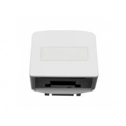 5014A-A100 B kryt RJ45 zásuvky, biely