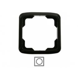 1-rámik, čierny 3901A-B10 N