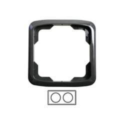2-rámik, dymová sivá 3901A-B20 S2