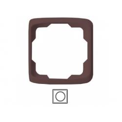 1-rámik, hnedý 3901A-B10 H