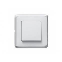 773801 Cariva vypínač č.1, biely