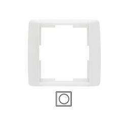 1-rámik, biela/ biela 3901E-A00110 03