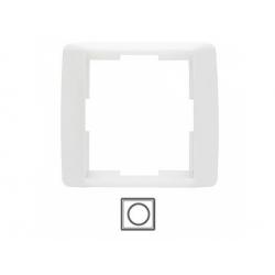 1-rámik, biela/ľadová biela 3901E-A00110 01