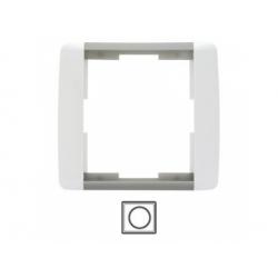 1-rámik, biela/ľadová sivá 3901E-A00110 04