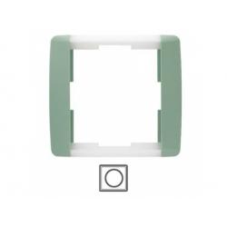 1-rámik, agáve/ľadová biela 3901E-A00110 22