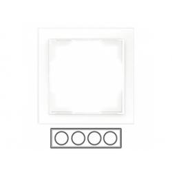 4-rámik, biely, 3901M-A00140 03