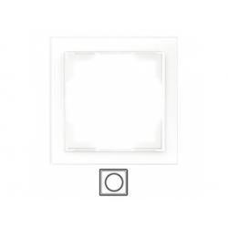 1-rámik, biely, 3901M-A00110 03