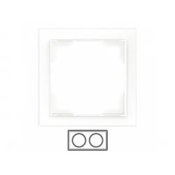 2-rámik, biely, 3901M-A00120 03