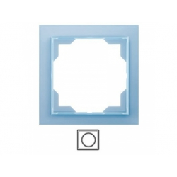 1-rámik, ľadová modrá, 3901M-A00110 41