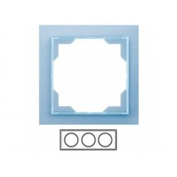 3-rámik, ľadová modrá, 3901M-A00130 41