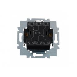 3558-A52340 vypínač č.6+6 (5B)