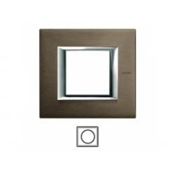 1-rámik, bronz brúsený, HA4802BR