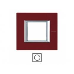 1-rámik, čínska červená, HA4802RC