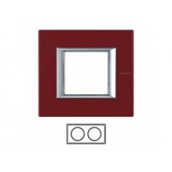2-rámik, čínska červená, HA4802M2HRC