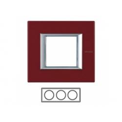 3-rámik, čínska červená, HA4802M3HRC