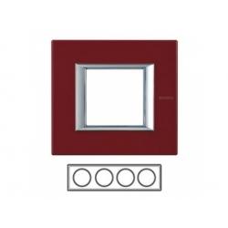4-rámik, čínska červená, HA4802M4HRC