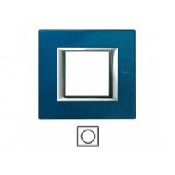 1-rámik, modrý meissen, HA4802BM