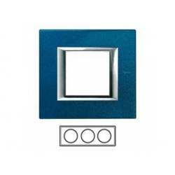 3-rámik, modrý meissen, HA4802M3HBM