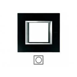 1-rámik, sklo čierne, HA4802VNN