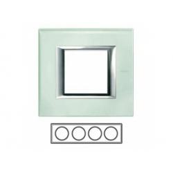 4-rámik, sklo krištáľové, HA4802M4HVKA