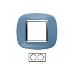 2-rámik, modrá, HB4802/2DZ