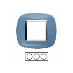 3-rámik, modrá, HB4802/3DZ