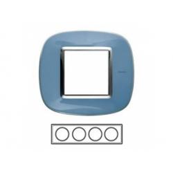 4-rámik, modrá, HB4802/4DZ