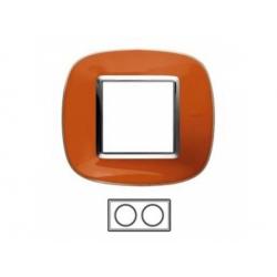 2-rámik, oranžová, HB4802/2DR