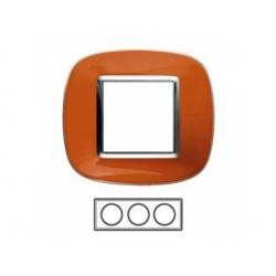 3-rámik, oranžová, HB4802/3DR