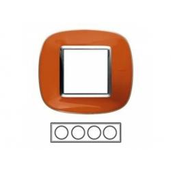 4-rámik, oranžová, HB4802/4DR