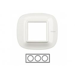 3-rámik, axolute biely, HB4802M3HD