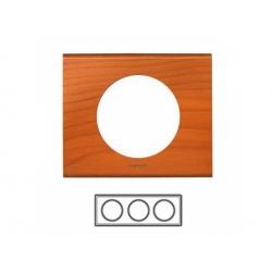 3-rámik, drevo céder