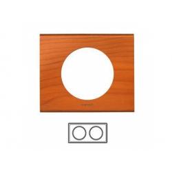 2-rámik, drevo céder