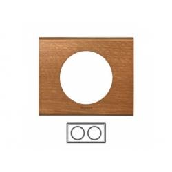 2-rámik, drevo dub