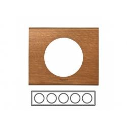 5-rámik, drevo dub
