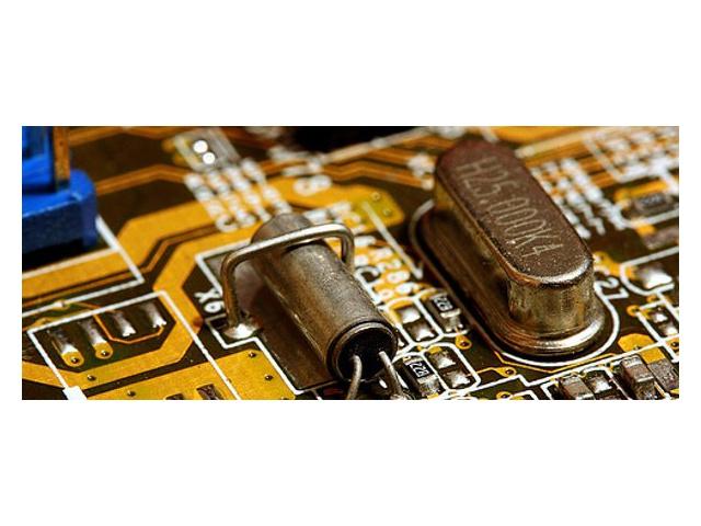 Elektronické súčiastky